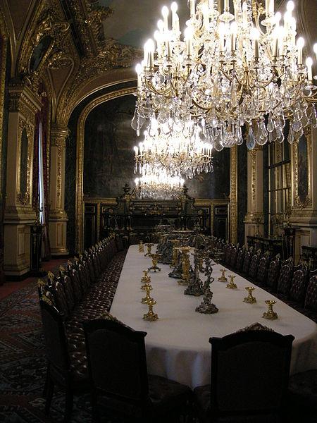 appartamenti di napoleone al museo del Louvre