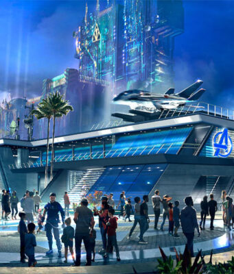 Avengers Campus: le novità di Disney California Adventure