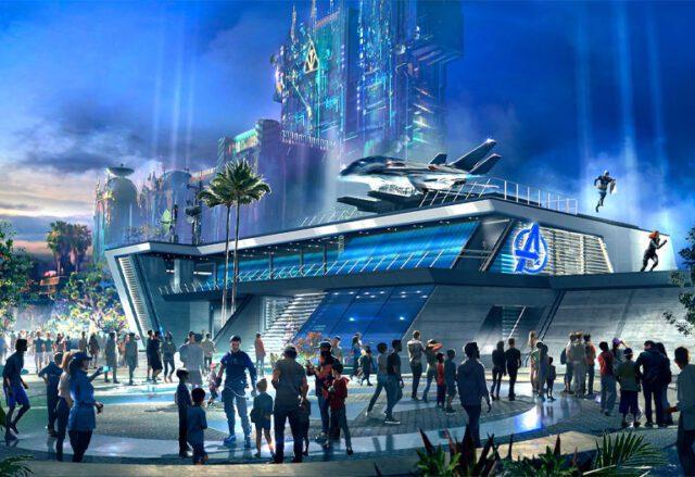 Avengers Campus: le novità di Disney California Adventure