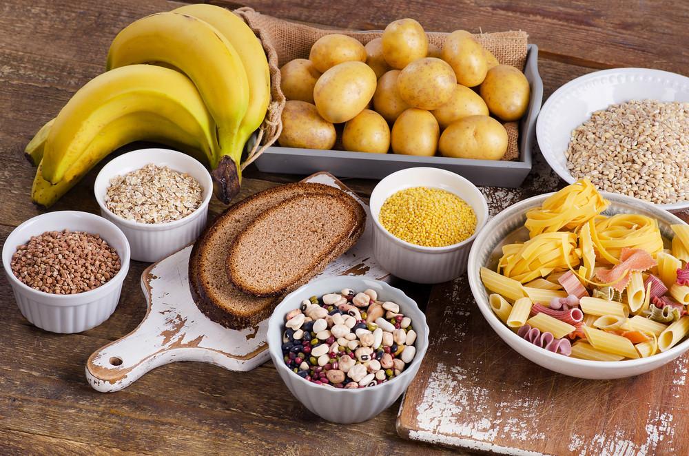 Alimenti costituiti da carboidrati, esclusi dalla dieta chetogenica