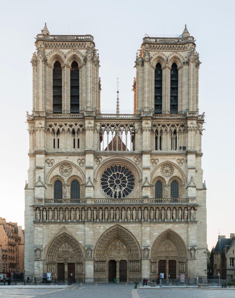 Chiese di Parigi Notre-Dame de Paris