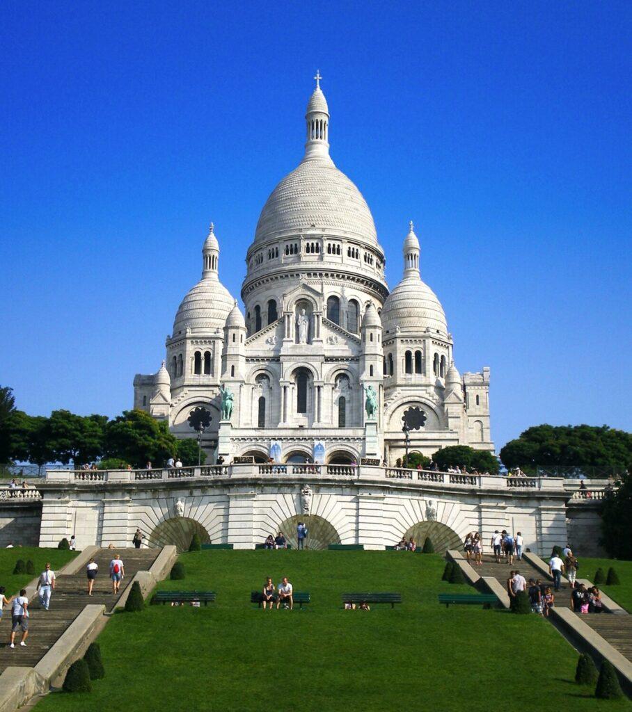 Chiese di Parigi Basilica del Sacro Cuore