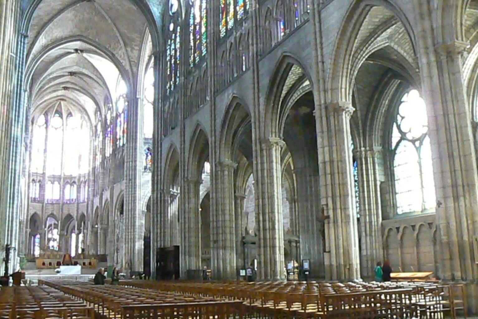Chiese di Parigi Saint Denis