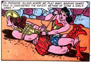 Wonder Woman e BDSM