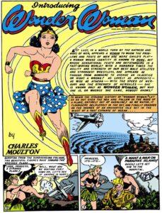 Introducing Wonder Woman